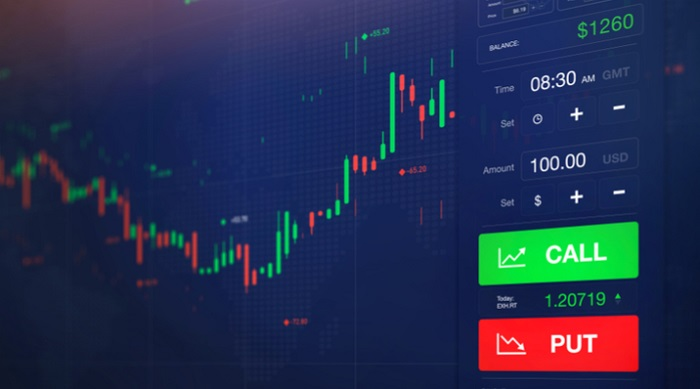 is binary options trading risky
